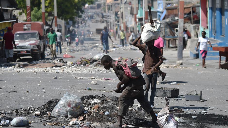 Pueblo Haitiano se revela contra el FMI