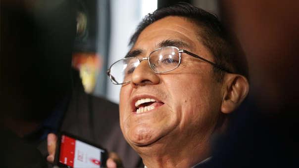 Perú: Informe perdido revela un viejo y sucio expediente de César Hinostroza