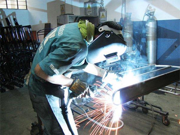 Un importante crecimiento del 6.1% se registró en el sector metalmecánico. Perú