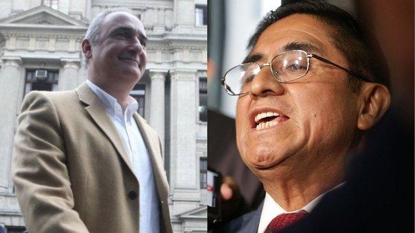 El exgobernador del callao Alex Kouri: afirma que Cesar Hinostroza le ofreció rebaja de pena