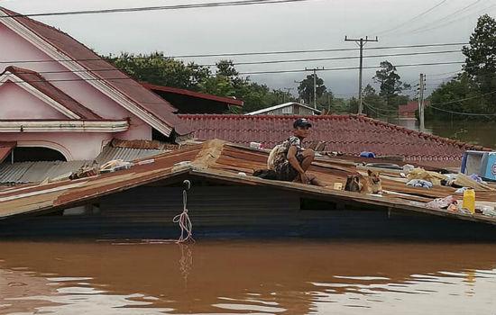 VÍDEO. Cientos de muertos y desaparecidos tras ruptura de presa en Laos