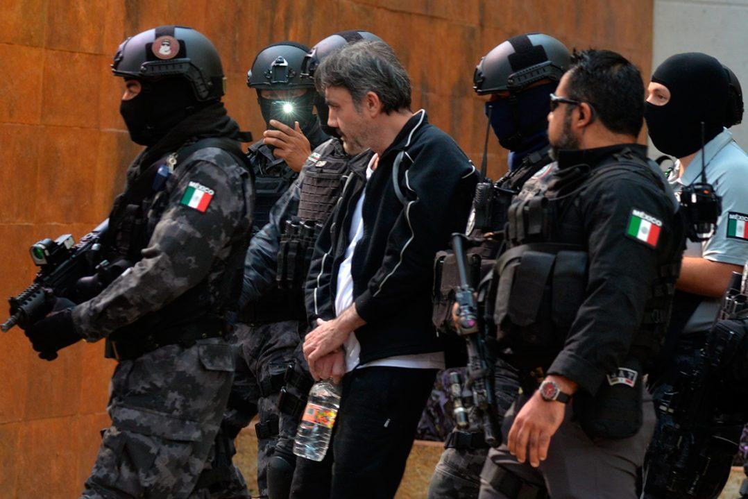 VIDEO: México lleva a Dámaso 'El Licenciado' López a EEUU a confesar contra el 'Chapo'