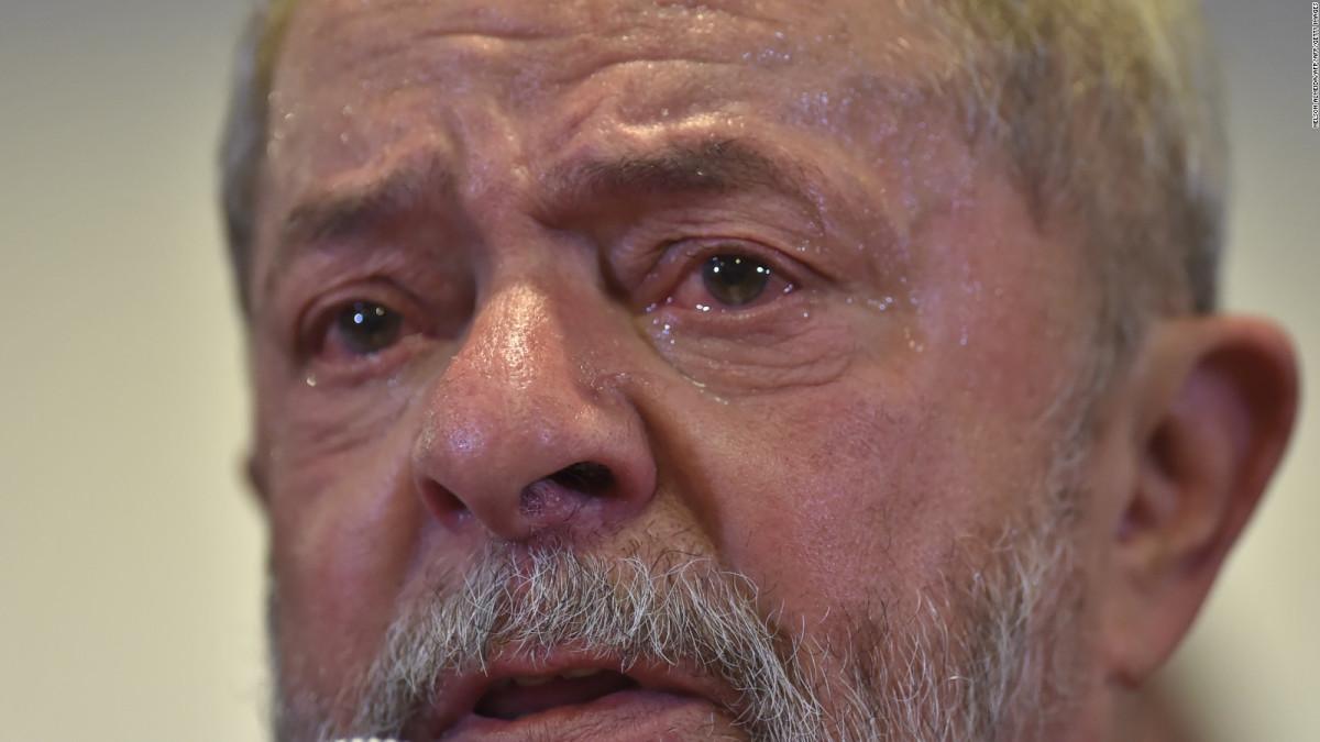 Juez brasilero anula excarcelacion de Lula da Silva