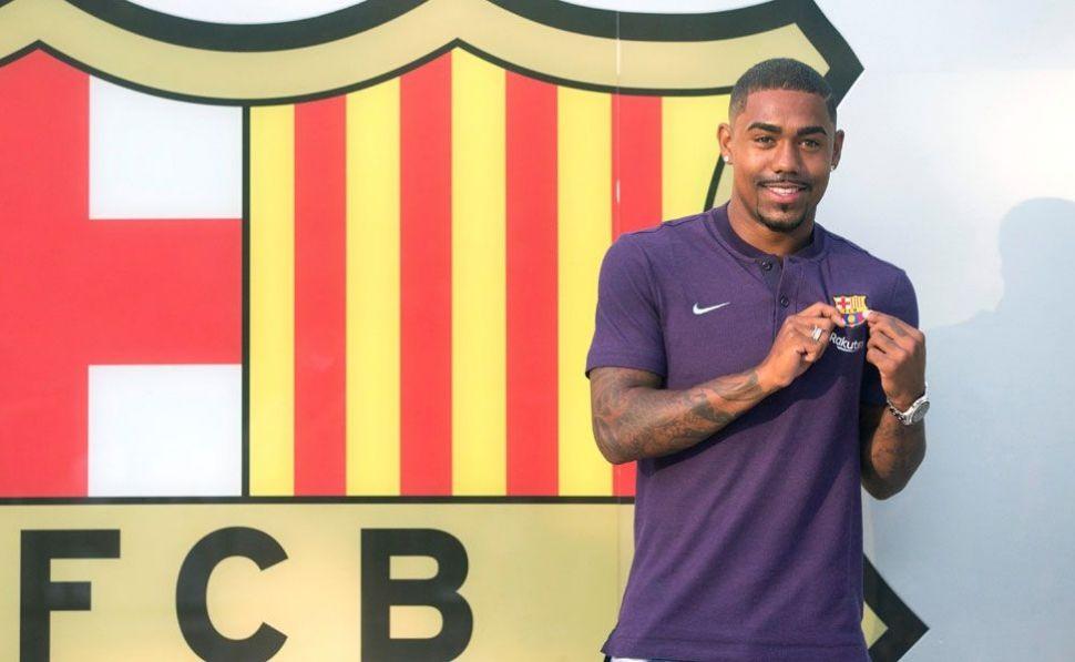 Jugador brasilero Malcom se queda en el Barcelona por 41 millones para las próximas cinco temporadas