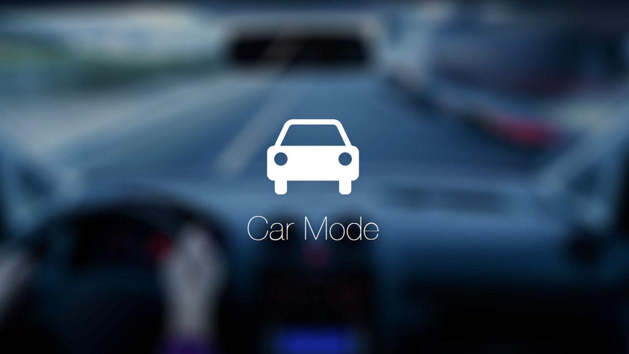 VIDEO.Se anuncia el futuro 'modo coche'  que todos los conductores reclaman.
