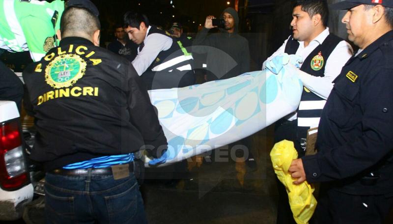 Venezolano mata a su pareja a puñaladas en Lima