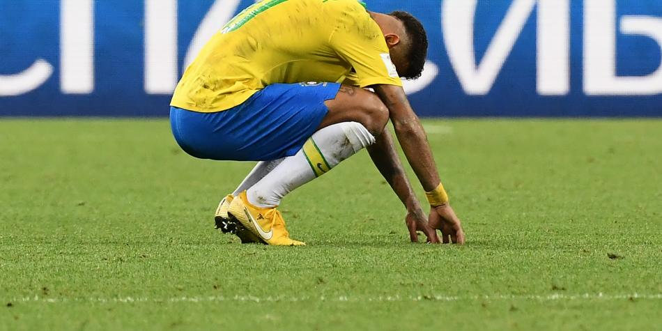 Las conmovedoras palabras de Neymar tras ser eliminado del mundial