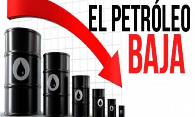 El crudo en Venezuela  cierra con una baja ligera cerrando 68,78 dólares esta jornada