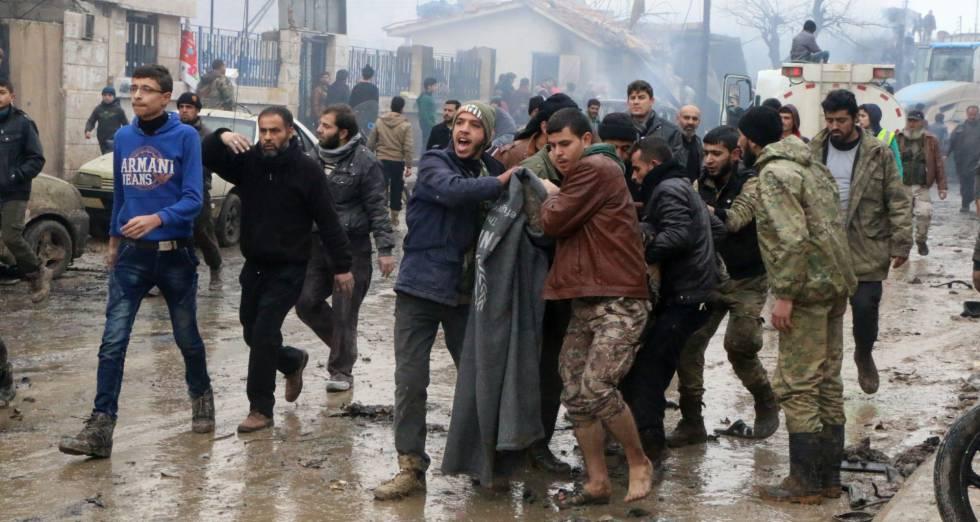 EEUU. Haremos que la vida en siria sea un desastre aun que la ONU se oponga