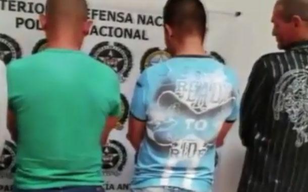 Capturados padre abuelo y dos tíos que abusaban de niña de 14 desde hace 3 años. Colombia
