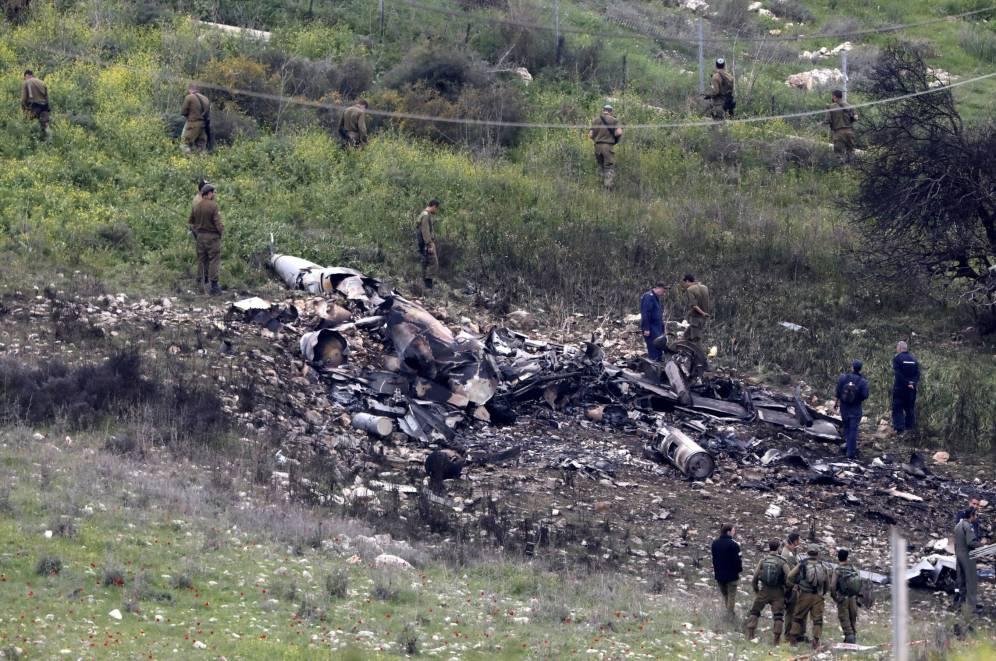 'Increible' Se prende la candela en la frontera Sirio-Israelí que  cada vez es más estrecha y amenaza con un enfrentamiento entre las dos naciones