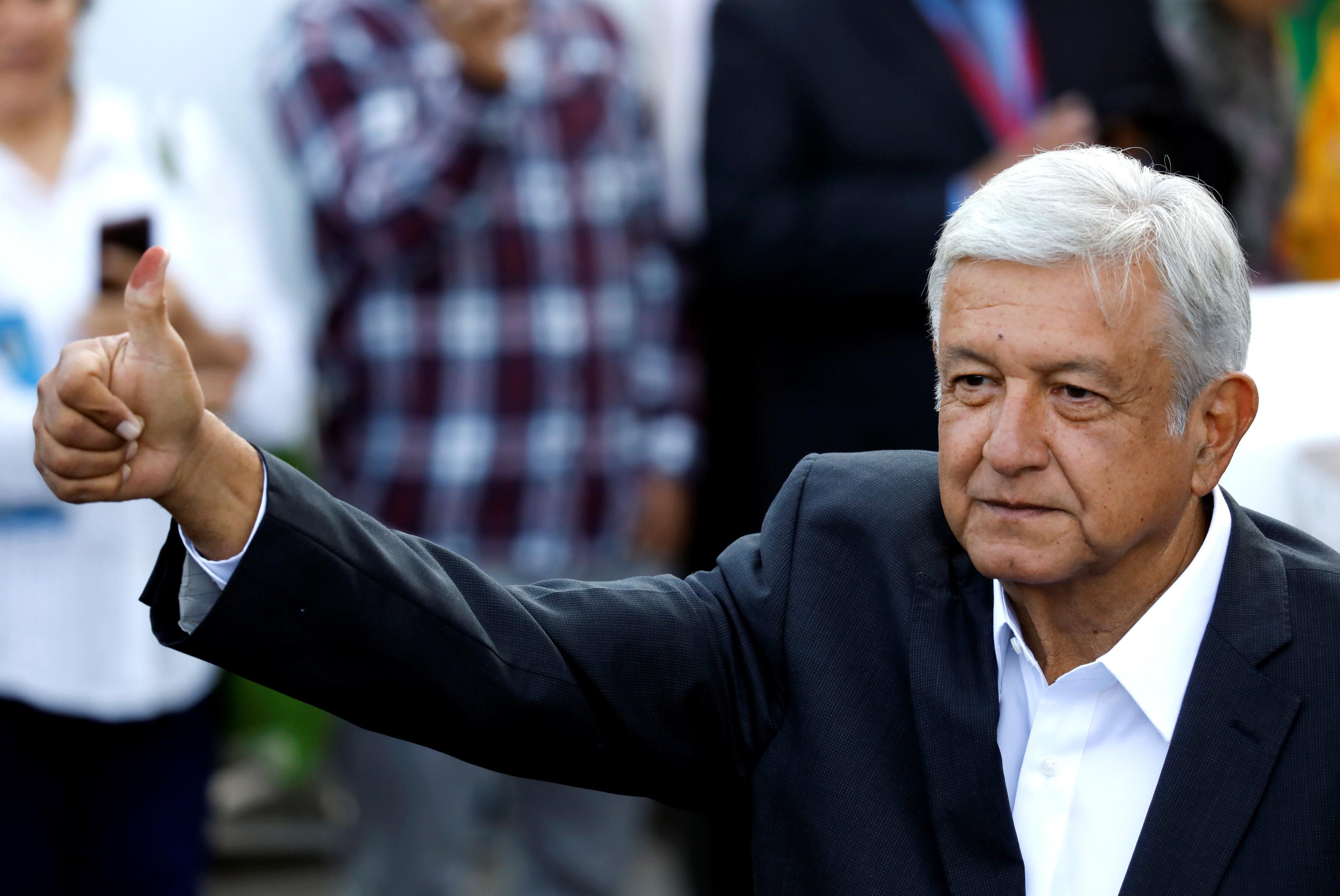 El Tribunal Electoral de México esta en busca de adelantar dictamen de victoria de López Obrador