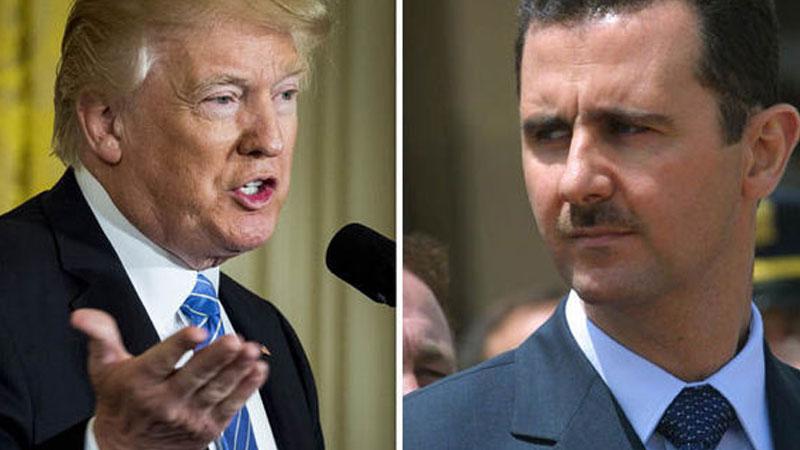 Estados Unidos no ayudara a Siria si el líder Asad continua en el poder