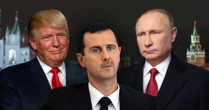 Rusia Rechaza tajantemente una solución en Siria que la desintegre