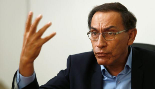 Vizcarra exige renuncia de miembros Consejo Nacional de la Magistratura corruptos