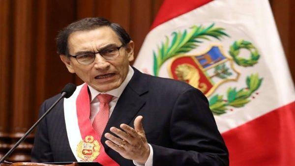 Vizcarra anuncia referéndum para reformar al CNM y prohibir reelección de congresistas. Perú