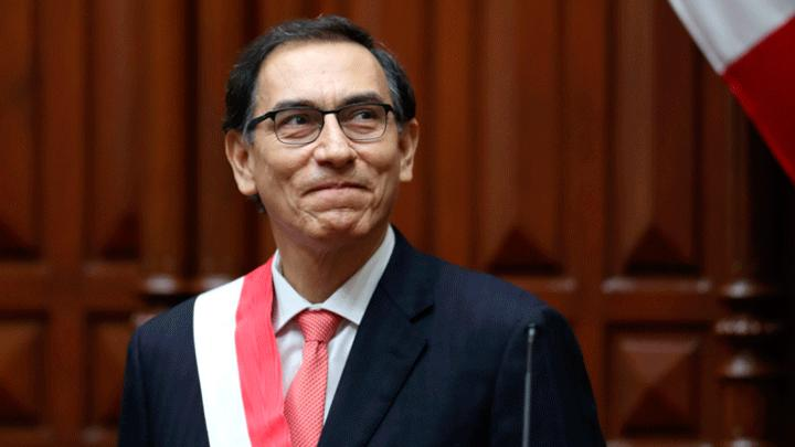Perú. Prensa Internacional destaca el alto apoyo popular de las reformas propuestas por Vizcarra