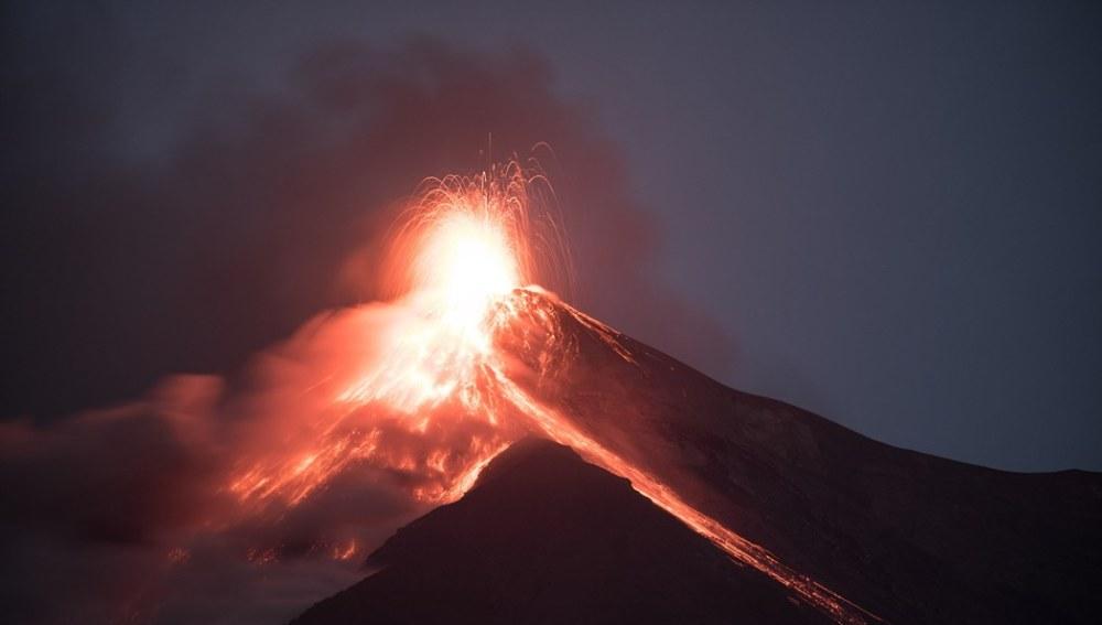 Los muertos por la erupción del volcán en Guatemala supera los 150