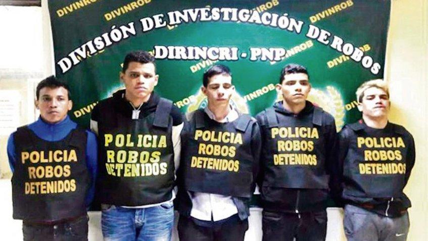 Sigue la búsqueda de 10 miembros mas de la banda criminal del tren de Aragua