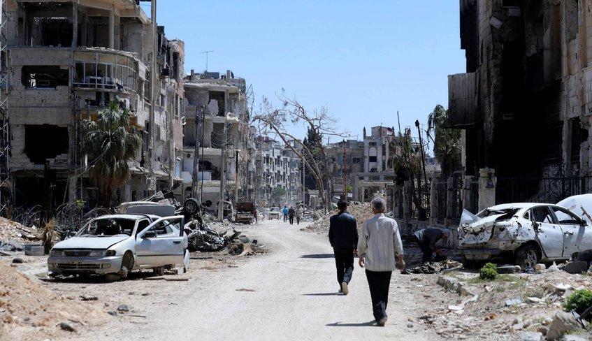Arabia Saudí dona 100 millones de dólares a los kurdos ignorando a Damasco