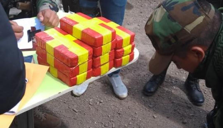 En Perú 7 personas fueron detenidas por posesión de  52 kilos de cocaína