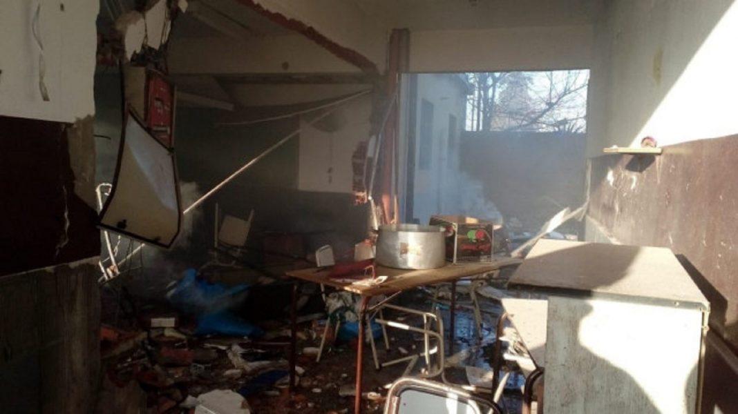 En argentina explosión ocurrida en escuela deja dos muertos
