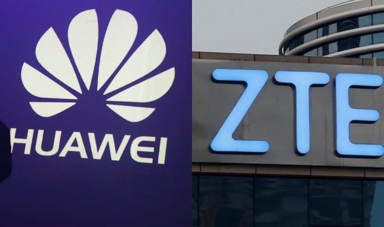 USA contra la tecnológia china de ZTE Y Huawei