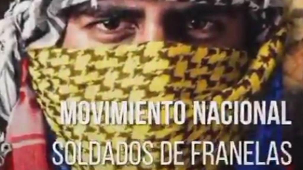 """""""El tiempo se agotó"""" El mensaje del supuesto grupo anónimo que se atribuyó el atentado contra Maduro. VIDEOS"""