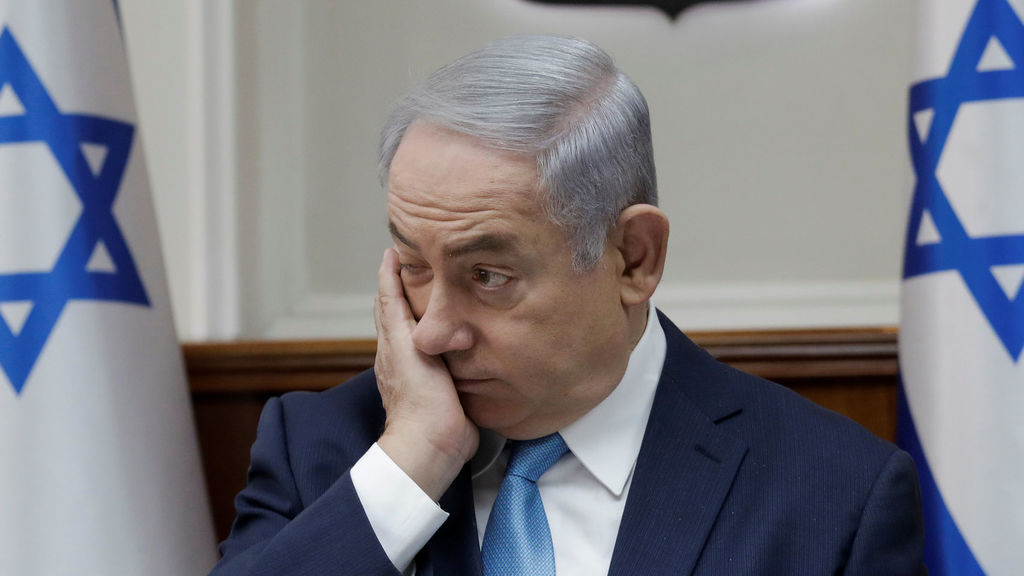 Lideres israelíes critican a Netanyahu por su flaqueza militar ante el Hamas
