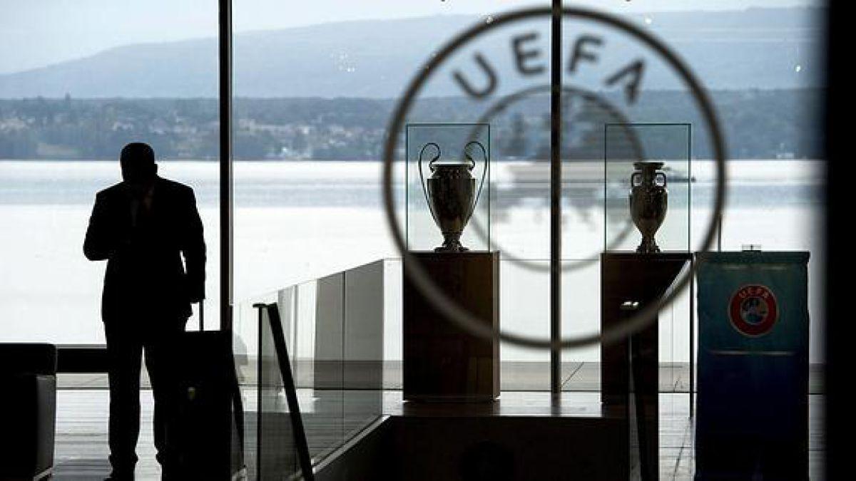 UEFA Planea la creación de una nueva competición futbolística europea