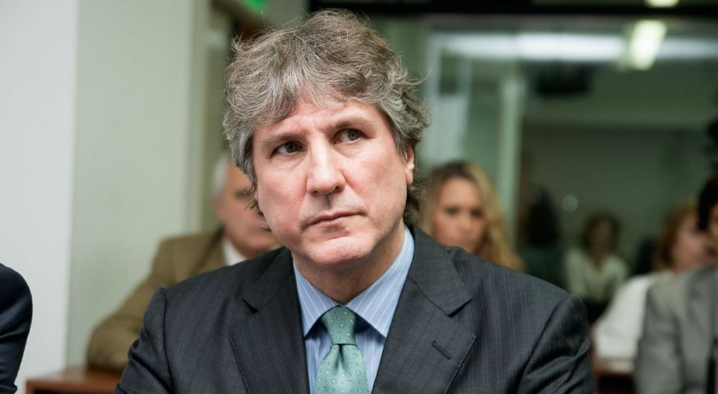 Exvicepresidente argentino Amado Boudou, condenado a prisión por supuesto cohecho