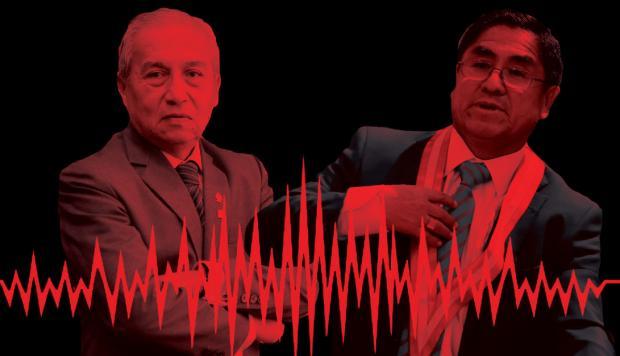 Entérese como el fiscal Pedro Chavarry busca encubrir descaradamente investigación de audios de la corrupción