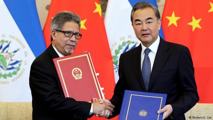 EEUU tiembla de miedo por una nueva base China en El Salvador