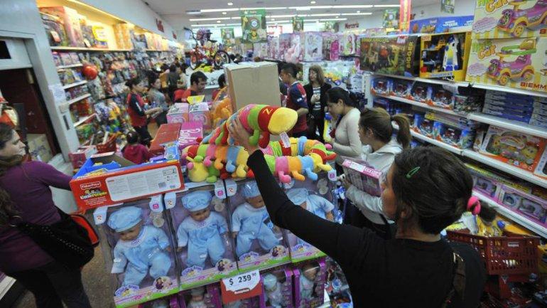 Argentina: Crisis nacional produce un bajón en las ventas del día del niño
