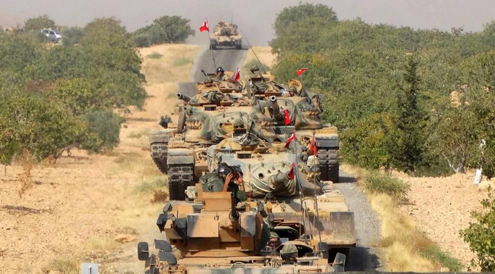 Turquía amenaza a Siria de atacar su ejercito si intentan recuperar Idlib