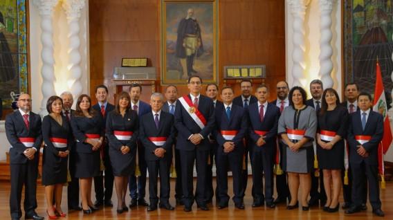 Gobierno peruano se une al compromiso por eliminar la corrupción