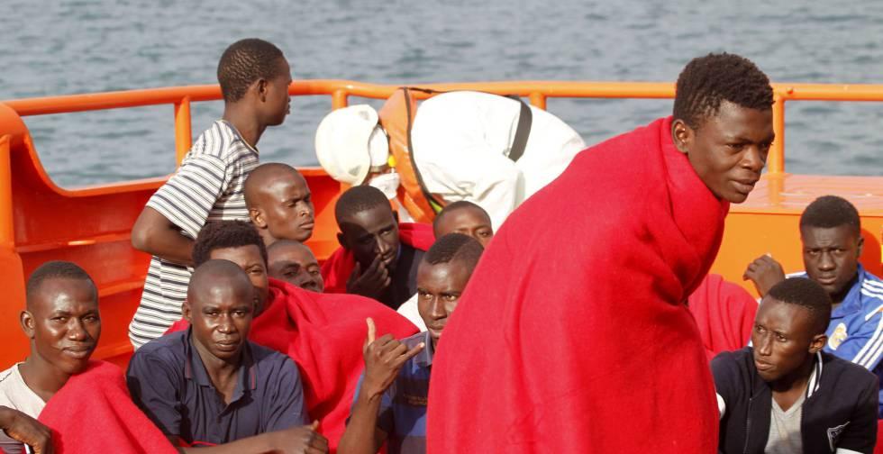 España recibirá a 60 inmigrantes por medio de un acuerdo de países europeos