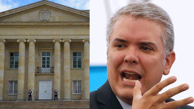 VIDEO. Así sera la seguridad en la investidura del nuevo presidente de Colombia Ivan Duque