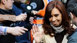 Kirchner citada a indagatorio este 13 de agosto.