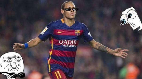 """""""Cuando era del Barça"""" Mira como Neymar deja a todos sus ex-compañeros de club con la boca abierta"""