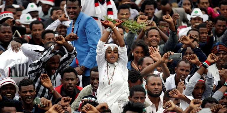 Gobierno de Etiopía firma paz con los mercenarios oromo