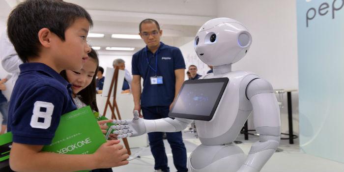 Japón pondrá robots a dar clases de ingles en sus escuelas a partir de 2019