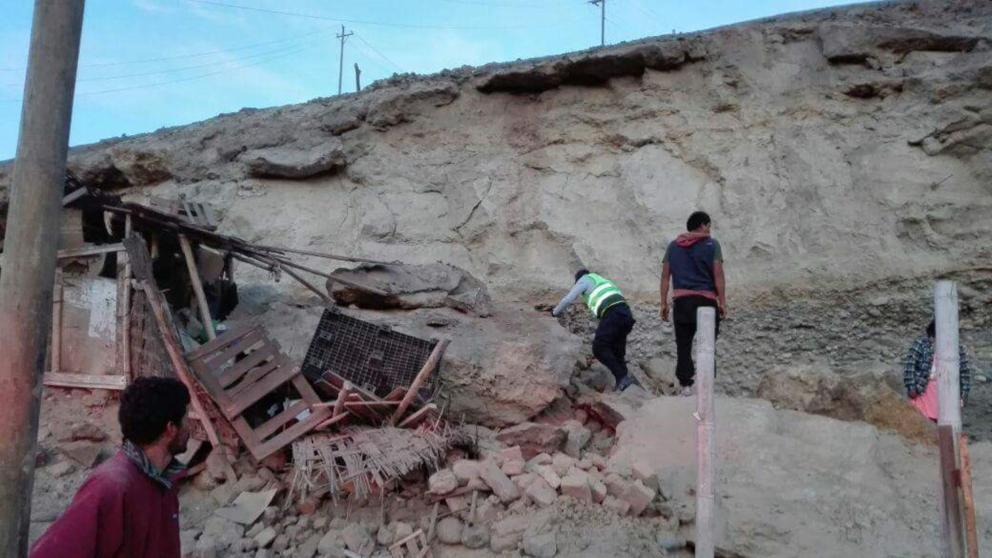 Los grandes terremotos podrían causar sismos en el lado opuesto del planeta