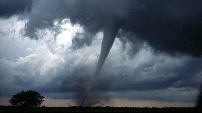VIDEO. En México aparece un inusual tornado en la ciudad de cananea.
