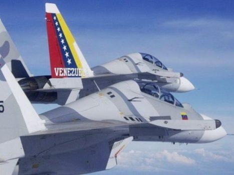 Venezuela y Rusia planean ejercicios aeroespaciales para septiembre