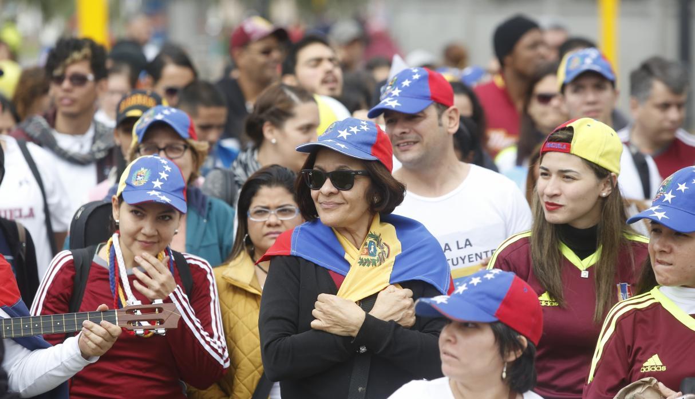 Venezolanos podrán entrar al Perú sin la necesidad de presentar pasaporte