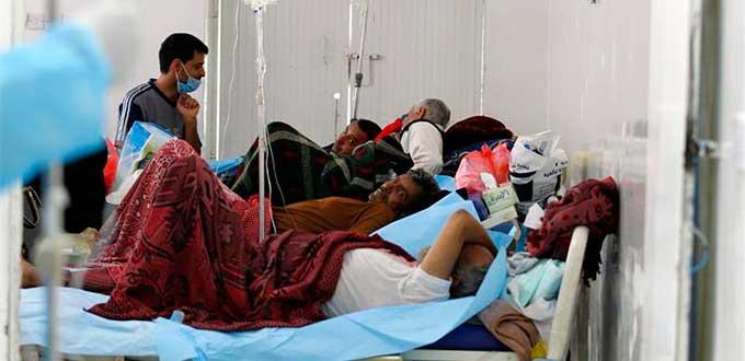 Alerta por nuevo brote de cólera en Yemen