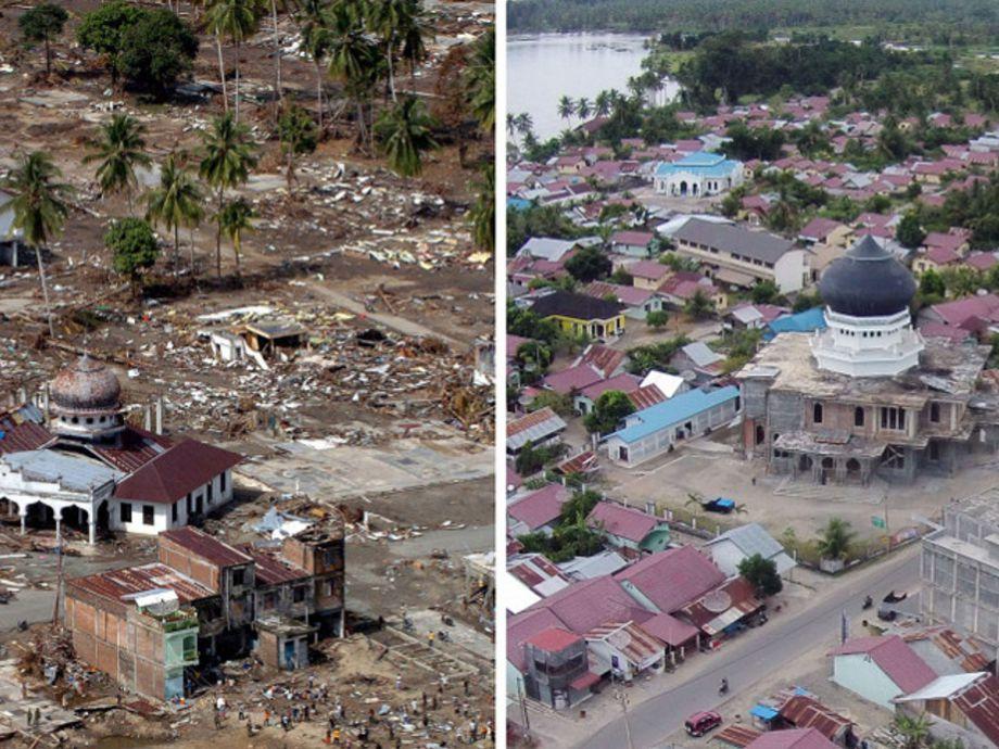 VIDEO. Terremoto que azoto indonesia dejando centenares de fallecidos varios