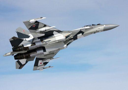 VIDEO: Fuerza aérea rusa destruye exitosamente enemigos navales en el mar negro