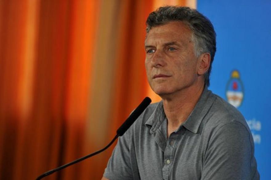 Macri sale a timbrear en medio de la fuerte crisis por la suba reciente del dólar